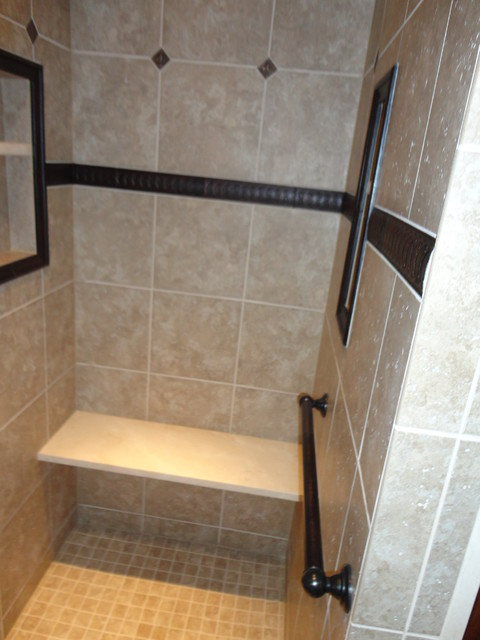 Master suite addition traditional bathroom oklahoma for Bathroom remodeling oklahoma city