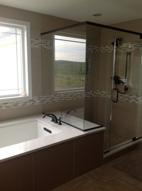 Master Suite Addition Traditional Bathroom Manchester