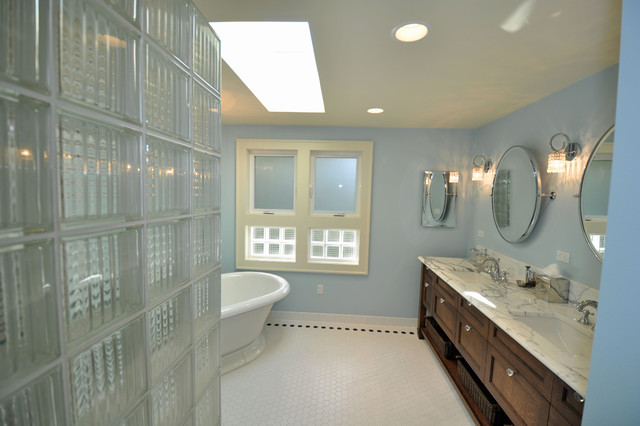 Master Suite Bath traditional-bathroom