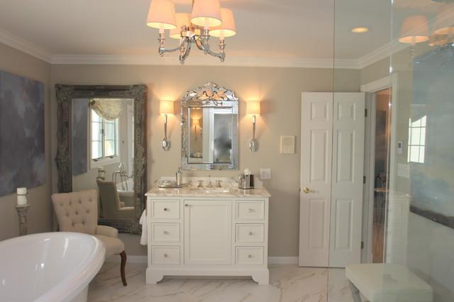 Master Suite traditional-bathroom