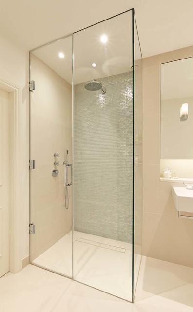 Master suite parson s green london contemporary for Bathroom design ltd