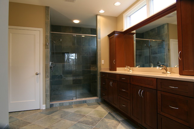 Master Suite contemporary-bathroom
