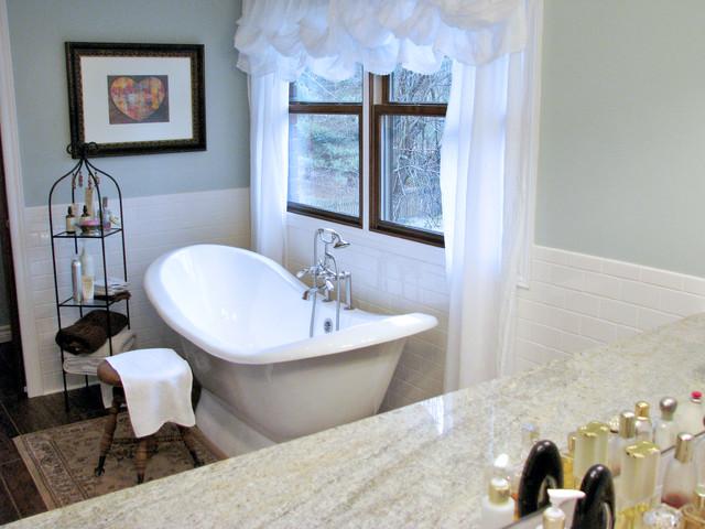 Master Suite Remodel traditional-bathroom