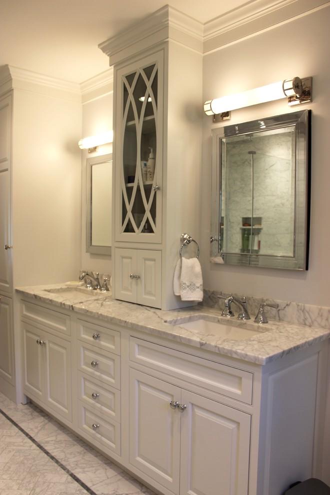 Master Suite Remodel - Philadelphia PA - Transitional ...