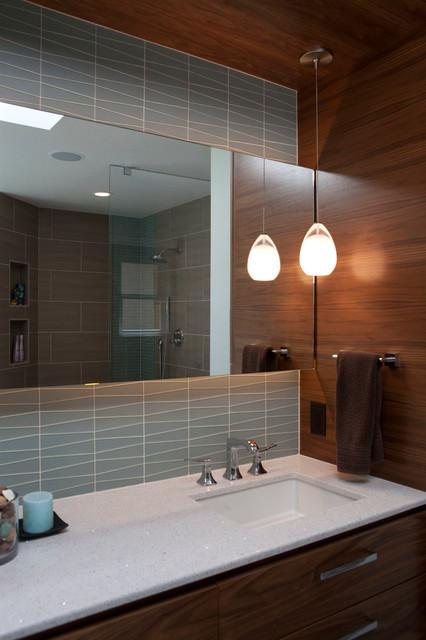 Master suite rennovation modern bathroom san francisco for Bathroom design san francisco
