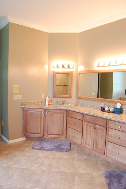 Master update for Updated master bathrooms