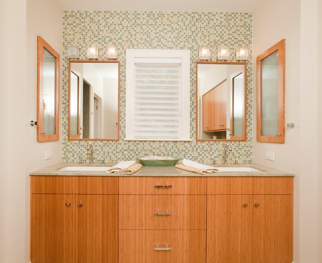 Master Vanity contemporary-bathroom