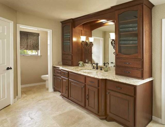 master vanity single sink