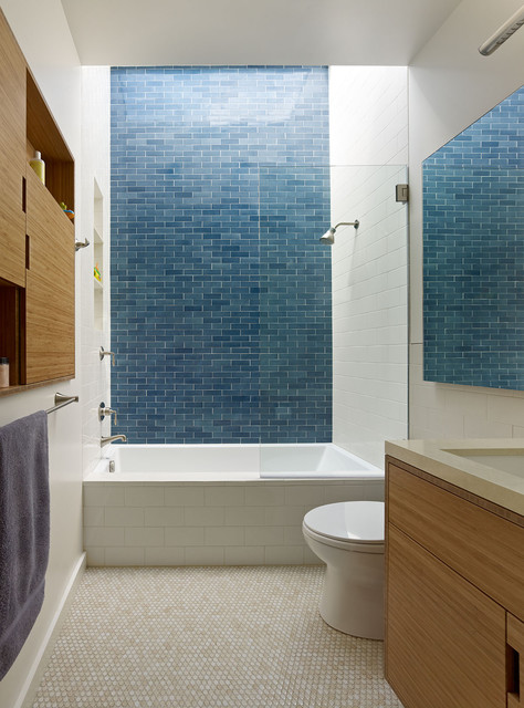 Why we love Heath tile. contemporary-bathroom