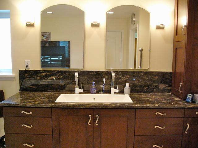 Mater bath remodel shower addition traditional for Bath remodel salt lake city