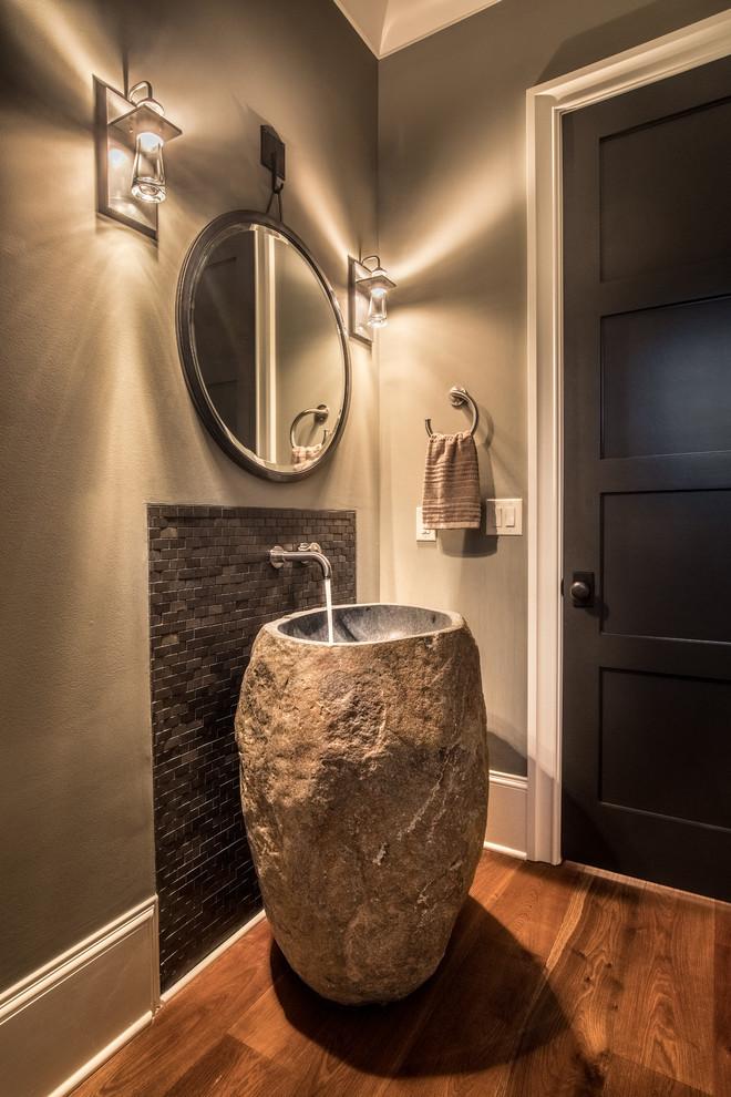 Matthews, North Carolina - Rustic - Bathroom - Charlotte ...