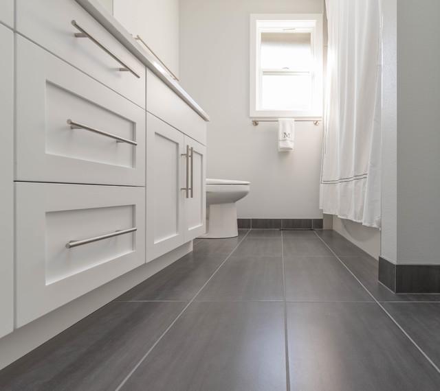 outstanding modern kids bathroom ideas | Mau Home Remodel - Modern - Bathroom - Seattle - by Bora ...