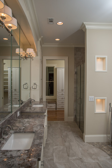 Brilliant Greenville Occupied Home Staging  Transitional  Bathroom  Grand