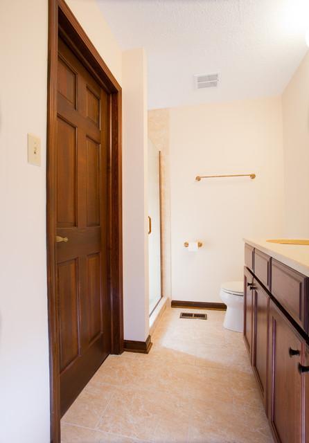 Maxwell Lane Half Bath traditional-bathroom
