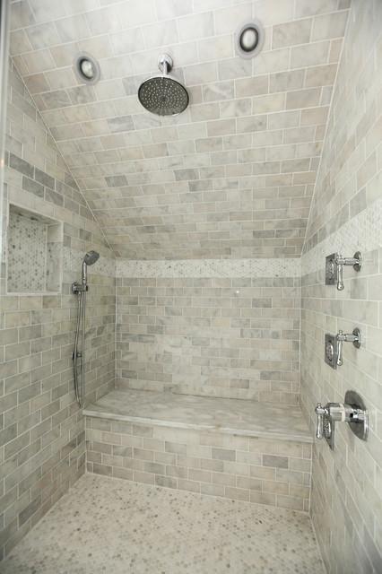 Maywood Home farmhouse-bathroom