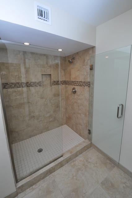 Mccormick ranch remodel contemporary bathroom for Modern ranch bathroom