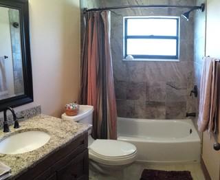 Bathroom 8x5