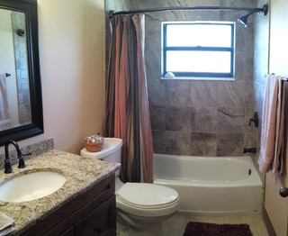 bathroom 8x5