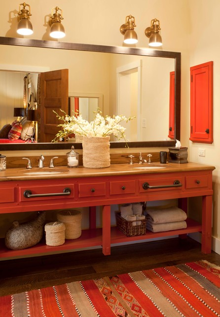 McCoy Colorado rustic-bathroom