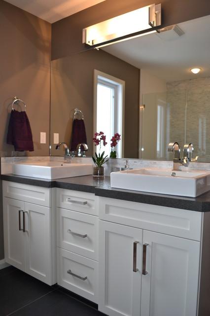 McGonigal Signature Homes transitional-bathroom