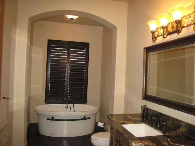 McGuy Residence traditional-bathroom