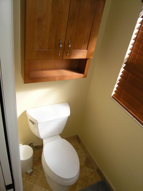 McKee Guest & Office Bathrooms traditional-bathroom