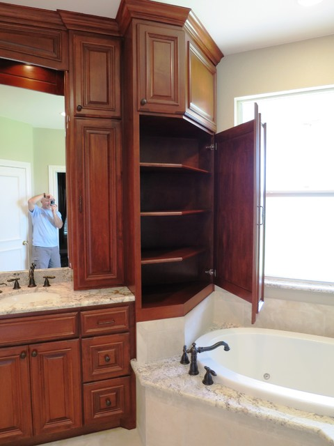 Mckinney master bath renovation for Bathroom remodel mckinney