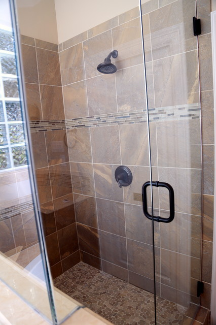 Mckinney master traditional bathroom dallas by for Bathroom remodel mckinney