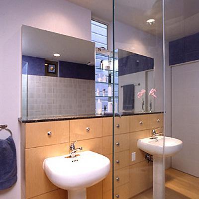 MEA - Vicksburg Residence modern-bathroom