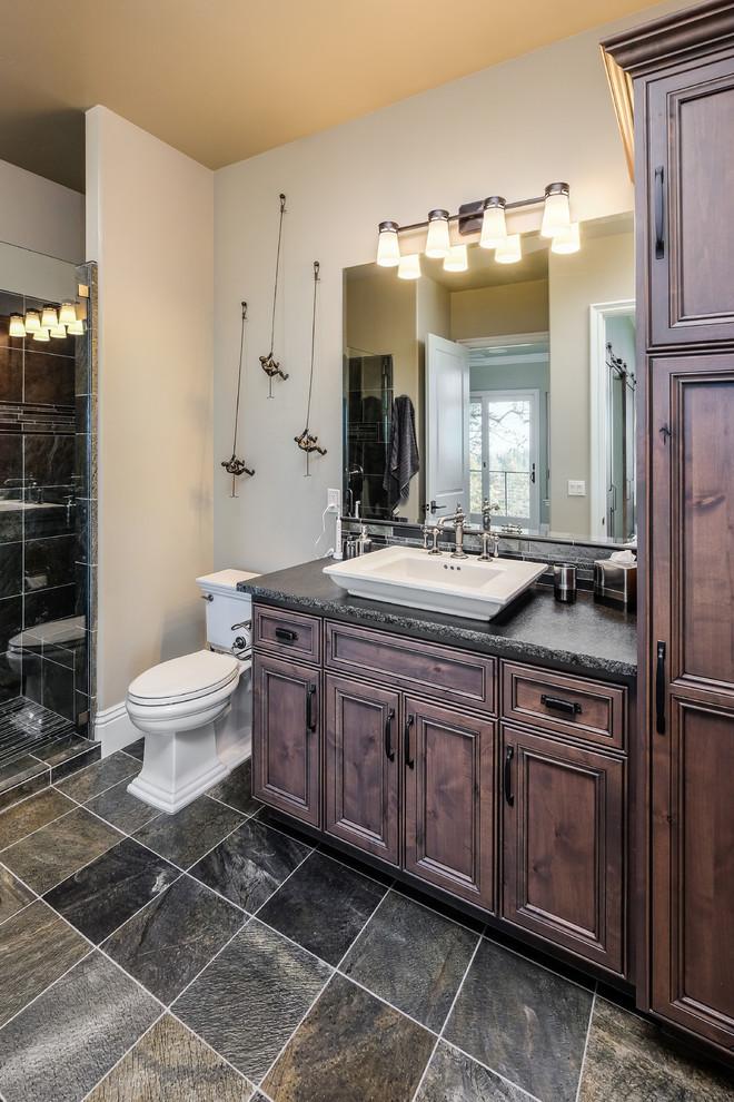 Meadow Vista - Craftsman - Bathroom - Sacramento - by MJB ...