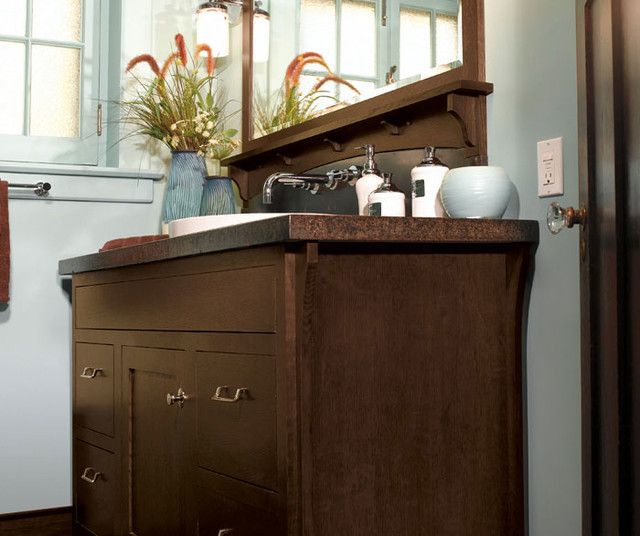 Mecca Collection By Dynasty Cabinetry modern-bathroom