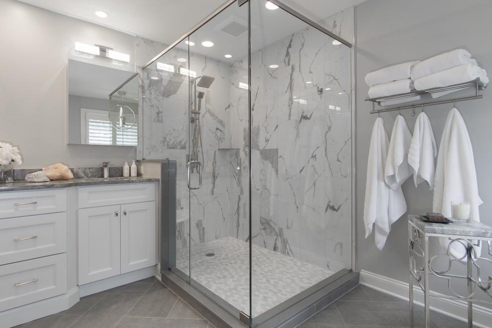Medford Bathroom - Contemporary - Bathroom - Philadelphia ...
