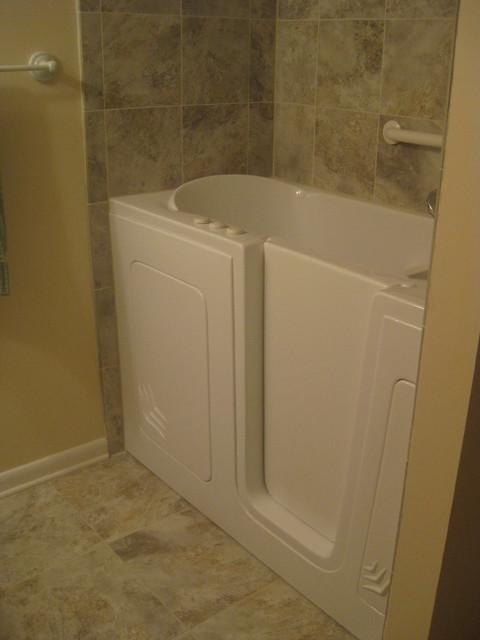 Medi-Tub - Springfield, VA traditional-bathroom