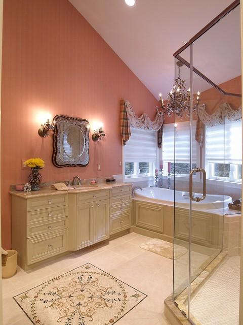 Media PA Master Bathroom