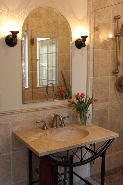 Mediterranean Bath Mediterranean Bathroom san
