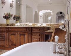 Carson Poetzl, Inc. mediterranean-bathroom