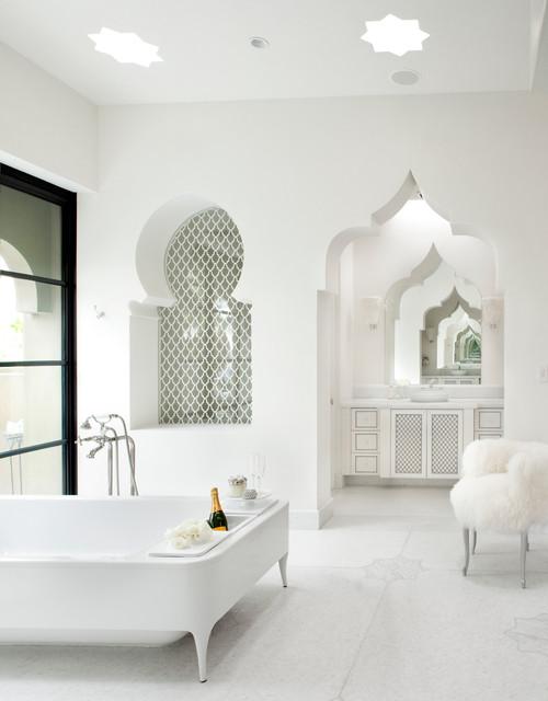 Mediterranean Bathroom mediterraneo-stanza-da-bagno