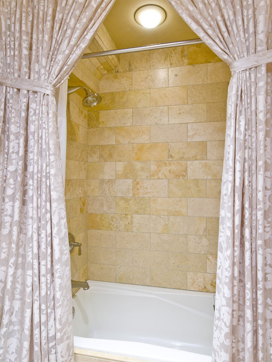 Bathroom Curtain Ideas Pictures : Clear plastic shower curtain design ideas pictures