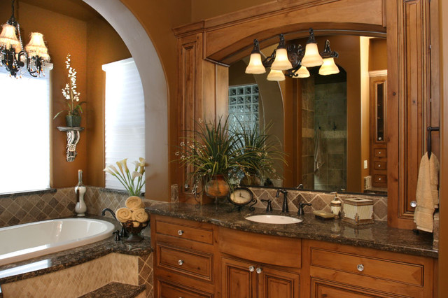 Image gallery mediterranean bathroom - Mediterranean bathroom design ...