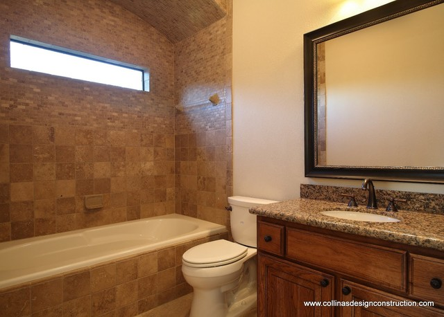 Mediterranean Bathrooms - Mediterranean - Bathroom - austin - by ...