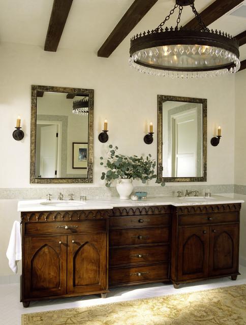 Mediterranean Classic mediterranean-bathroom