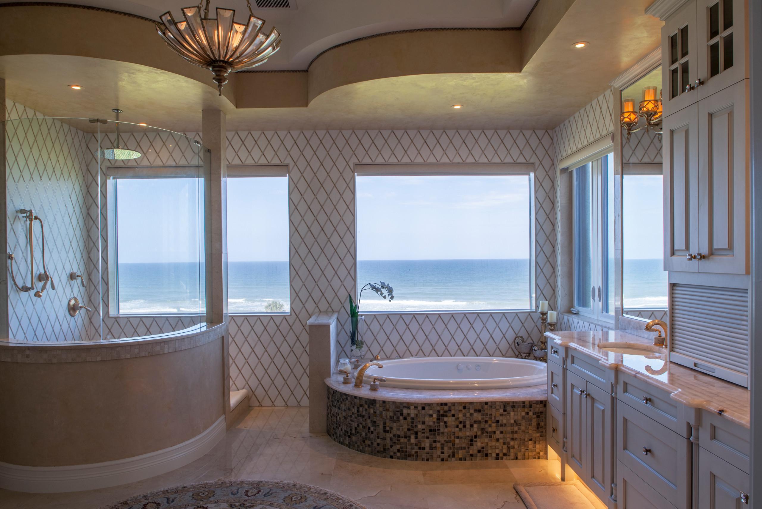 Mediterranean Ocean Front Luxury