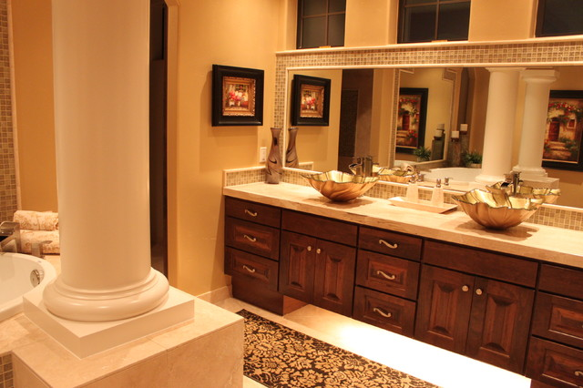 Great Mediterranean Style Bathroom Part 3