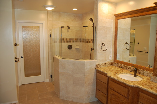 Medium size bathrooms for Mid size bathroom ideas