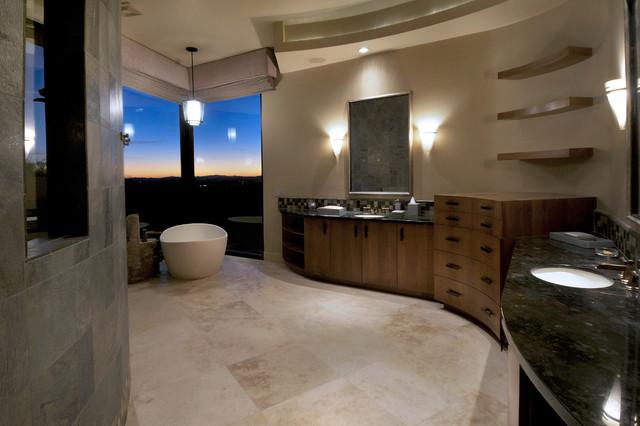 Meier Residence contemporary-bathroom