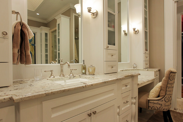 memorial hamptons style traditional bathroom houston by brickmoon design. Black Bedroom Furniture Sets. Home Design Ideas
