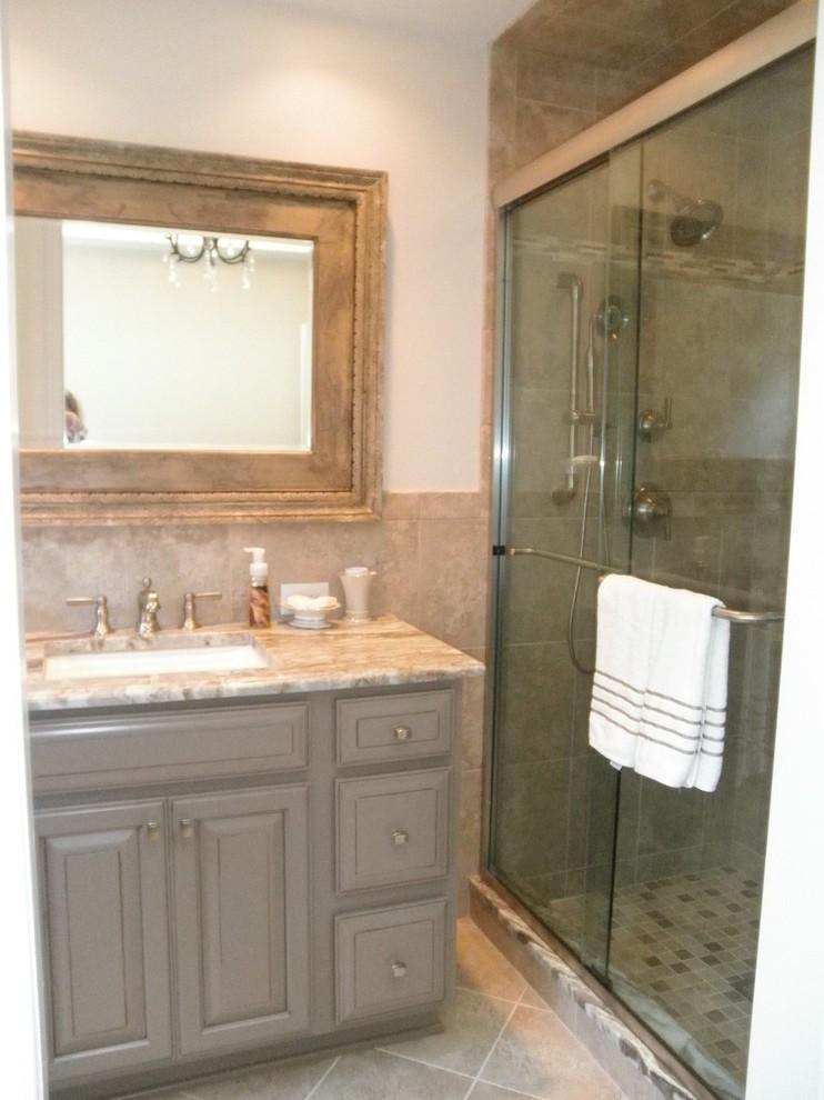 Mendham, NJ Bathroom Remodel & Renovation - Traditional ...