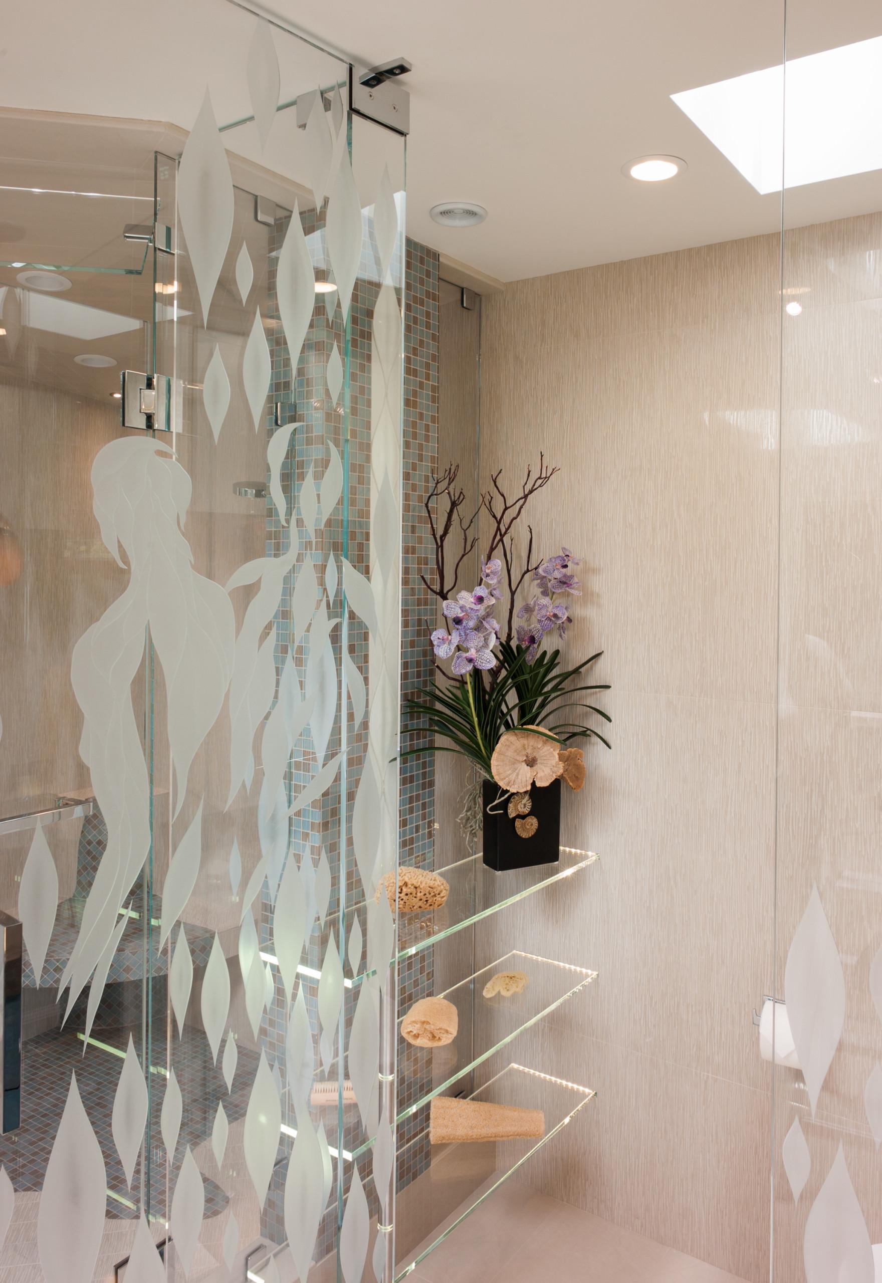 Menlo Park Master Bath Luxury