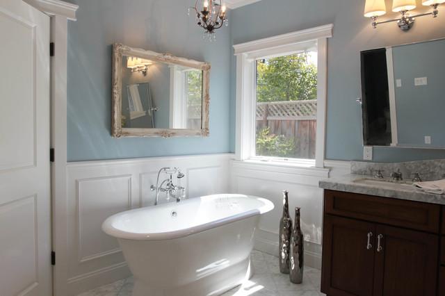Menlo Park Ranch Addition/Remodel traditional-bathroom