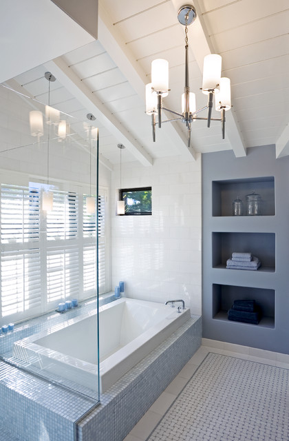 Parekh Residence modern bathroom